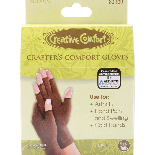 Creative Comfort Crafter's Medium Comfort Glove