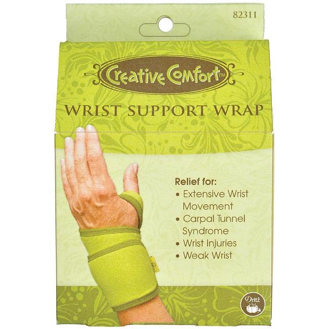 Creative Comfort Wrist Support Wrap
