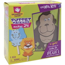 Puppet Friends Foam Kit