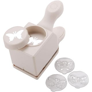 Martha Stewart Butterfly Stamp and Punch Set