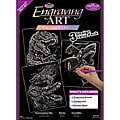 Holographic Predator Engraving Art Value Pack (Package of 3)