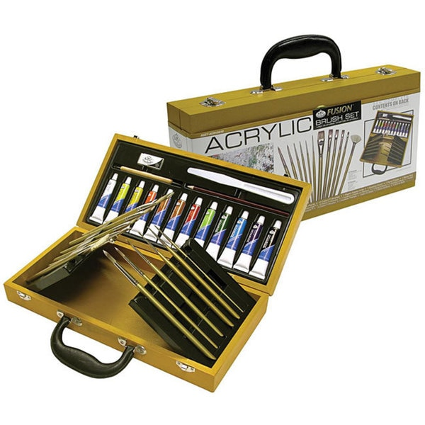 Acrylic Brush Kit