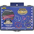 Toner Plastics Beginners Colored Hemp Jewelry Kit with Beads