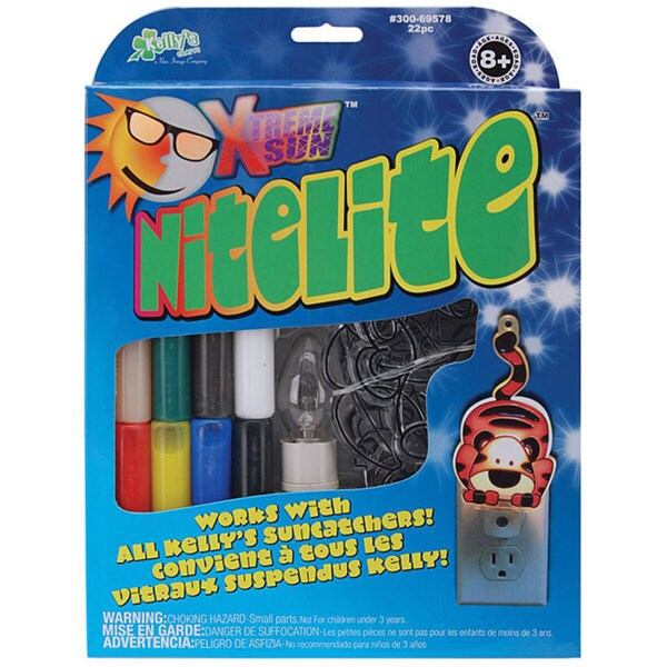 Suncatcher Safari Nite Lite Kit
