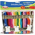 Embroidery 8-meter Assorted Floss Super Giant Pack