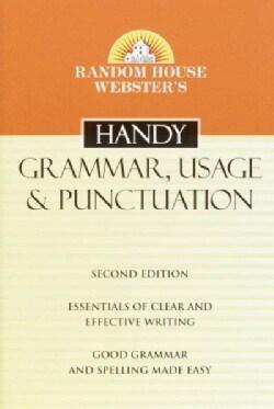 Random House Webster's Handy Grammar, Usage & Punctuation (Paperback)
