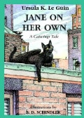 Jane on Her Own: A Catwings Tale (Paperback)