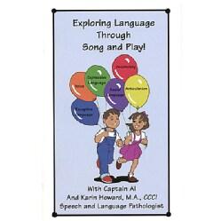 CAPTAIN AL - EXPLORING LANGUAGE THROUGH SONG & PLAY!