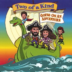 TWO OF A KIND - GOING ON AN ADVENTURE
