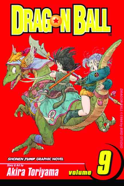 Dragon Ball 9 (Paperback)