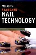 Milady's Standard Nail Technology Exam Review (Paperback)