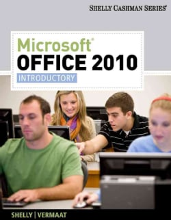 Microsoft Office 2010: Introductory (Paperback)