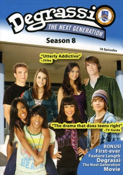 Degrassi: The Next Generation Season 8 (DVD)