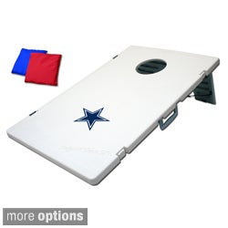 Officially Licensed NFL 2.0 Lightweight Plastic Tailgate Toss Game