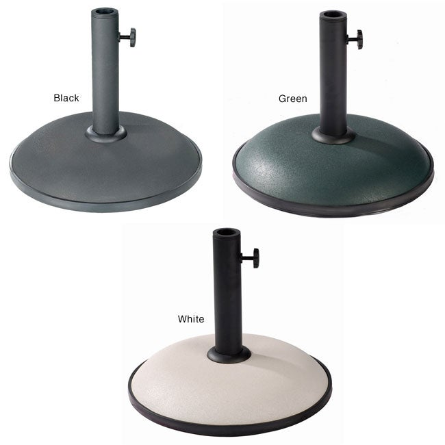 Concrete Umbrella Base