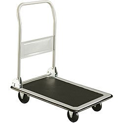 Safco Stow Away Foldable Heavy Duty Aluminum Hand Truck