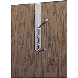 Safco Over-the-Door Coat Hooks (Case of 12)