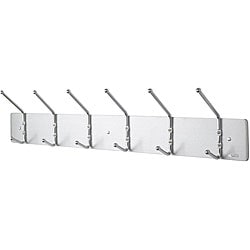Safco Six Hook Wall Rack (case of 6)