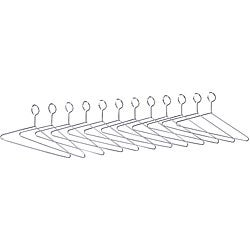 Safco Extra Wire Hangers, set of 12
