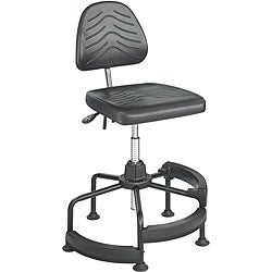 Safco Task Master Deluxe Industrial Chair