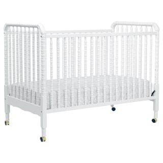 DaVinci Jenny Lind 3-in-1 Convertible Crib in White