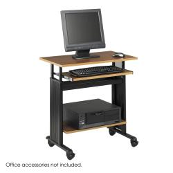 Safco MUV 29-inch Adjustable Height Computer Workstation
