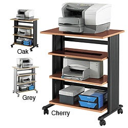 Safco MUV 4-level Printer Stand