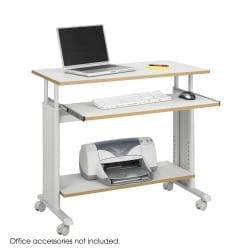 Safco MUV 35-inch Adjustable Height Computer Workstation