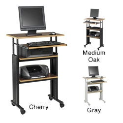 Safco MUV Extra Wide Stand-up Workstation