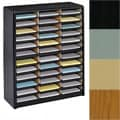 Safco 36 Compartment Value Sorter Literature Organizer