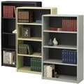 Safco Value Mate Steel 4-shelf Bookcase