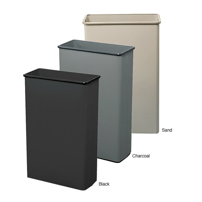 The gallery for open garbage can - Rectangular garbage cans ...