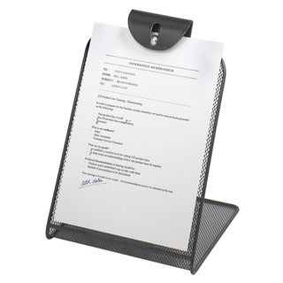 Safco Onyx Mesh Copy Holder (Pack of 5)