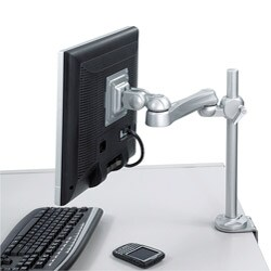 Safco Flat Panel Monitor Arm