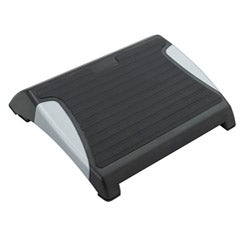 Safco Rest Ease Black Adjustable Foot Rest (Case of 5)