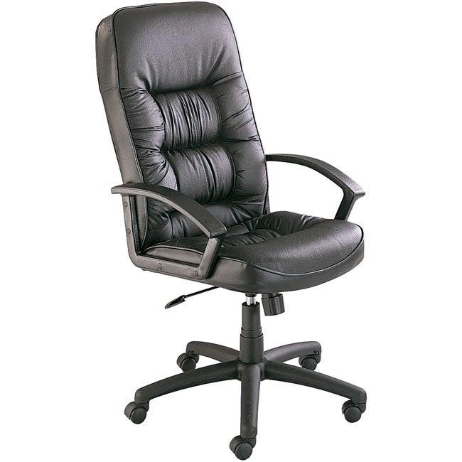 Safco Serenity High Back Executive Chair