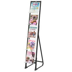 Safco Free Standing Literature Display