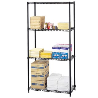 Safco 18x36-inch Wire Shelving Starter Unit