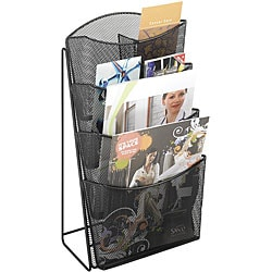 Safco 4-pocket Magazine Rack