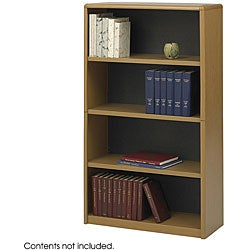 Safco ValueMate 4-shelf Steel Bookcase