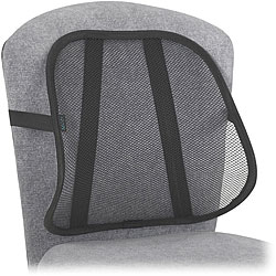 Safco Mesh Backrest (Set of 5)