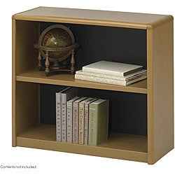 Safco ValueMate 2-shelf Steel Bookcase