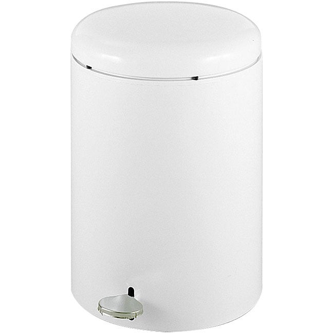 Safco 4-gallon Round Step-on Receptacle