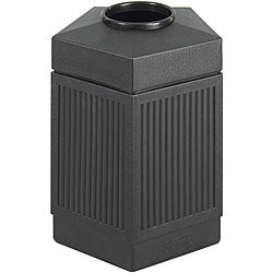 Safco 45-gallon Canmeleon Trash Receptacle