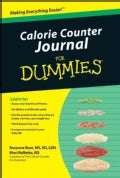 Calorie Counter Journal for Dummies (Spiral bound)
