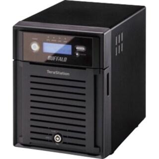 Buffalo TS-XE4.0TL/R5 Hard Drive Array - 4 x HDD Installed - 4 TB Ins