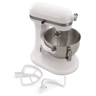 KitchenAid KV25G0XWH Professional 5 Plus Stand Mixer