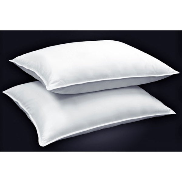 Down Alternative 400 Thread Count Medium Density Pillows (Set of 2)