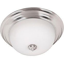 Jubilee 2-light Flush-mount Ceiling Light