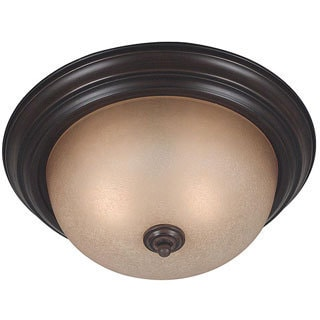 Jubilee 2-light Flush Mount Ceiling Light